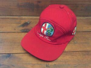 ALFA ROMEO CAP - Car Collectible Merchandising - New