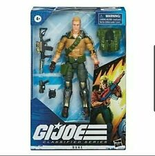 GI Joe Classifieds Duke  6-Inch Action Figure *IN STOCK