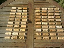 Wine corks x 100 all real cork