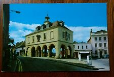 DURSLEY LLOYDS BANK AND MARKET HOUSE c1975 POSTCARD