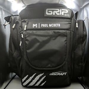 Paul McBeth AX4 GRIP Bag