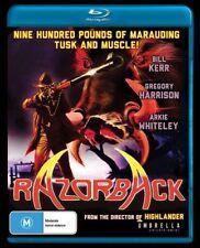 Razorback (Blu-ray, 2014) New &Sealed!