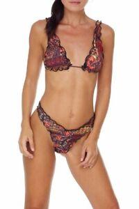 Costume Mare Donna Effek F**k  F20-0436X1 Bikini Triangolo Brasiliano