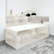 Bath Panels Printed on Acrylic - Grey Wash Wood