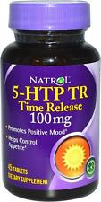 5-HTP, 100mg Time Release, 45 tablets, Natrol
