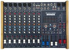 Studiomaster Vision 1008 1000w Powered Mixing Console - Vision-1008pwd