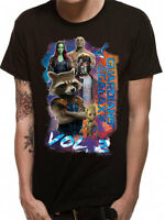 Official - Guardians Of The Galaxy Vol 2 - BABY Groot GROUP POSE unisex T Shirt