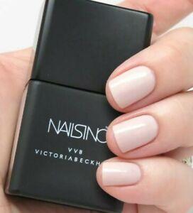 NAILS INC VVB Victoria Beckham BAMBOO WHITE 0.47oz/14ml LTD Edition New