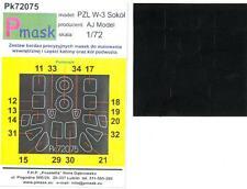 Model Maker 1/72 POLISH PZL W-3 SOKOL Helicopter Paint Mask Set