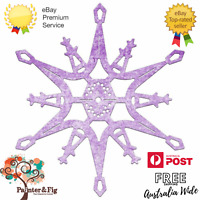 Snowflake Die - Snow, Winter, Christmas, Snow Flake - Cheery Lynn Designs