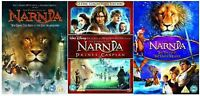 The Complete Chronicles of Narnia Complete Collection Brand New UK Region 2 DVD