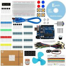 Keywish UNO R3 Project Starter Kit with Tutorial for Arduino UNO Mega2560 Nano