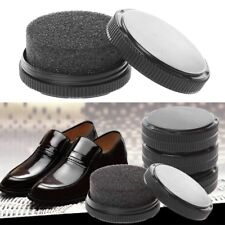 Colorless Quick Shine Shoes Sponge Brush Polish Wax Dust Cleaner Cleaning Tool