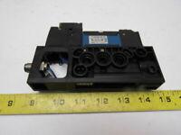Rexroth Mecman 261-009-150-0  24VDC Pneumatic Solenoid Valve