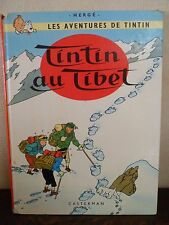 Tintin au Tibet - 1971 - B39 - D.1966/053/145 - 7 PHOTOS