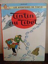 Tintin au Tibet - 1971 - B39 - D.1966/053/145 - 7 PHOTOS