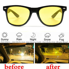 Night Vision Driving HD High Definition Safety Glasses UV Sunglasses Eyeglasses