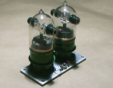 W1W (v1v,b1b-rus) 2.0kW SPST Vacuum Relay. Lot of 2 with base (high voltage rf)