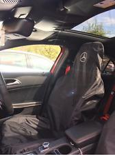 Mercedes Benz A45 coche Recaro asiento Cubiertas Protectores Cubo De Deportes-Nuevo AMG