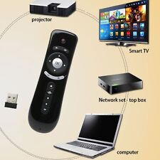 T2 Fly Air Mouse 2.4G Wireless 3D Gyro Motion Stick Remote Control For Smart TV