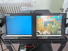 "Marshall V-R82DP-2C TFT-MegaPixel Budget Dual Screen 8.4"" Monitor"