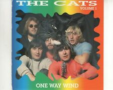 CD THE CATS	one way wind - volume 1	EX+ (B3218)
