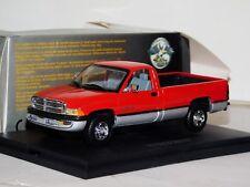 DODGE RAM 2500 V10 RED SILVER EAGLE RACE UH 1/43