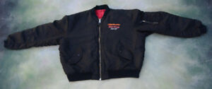 1996 NHRA Winston Kenny Bernstein Bud King Racing Jacket Size XL.