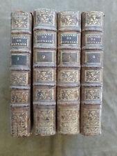 OEUVRES DE RIVIERE DUFRESNY.édition corrigée & augmentée.BARROIS ainé.1779.En 4