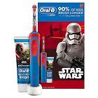 Oral-B Star Wars Stages Power Chicos NIÑO / Girl Cepillo dE dientes eléctrico+