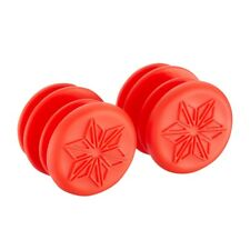 Supacaz Endz - Bar End Plugs - Red