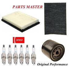 Tune Up Kit Air Cabin Oil Filters Spark Plugs For CHRYSLER 300 V6;3.5L 2008-2009