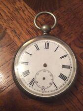 Beaucourt Pocket Watch, 50mm, Argentan, Not Working (Ref. 119)