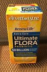 Renew Life Ultimate Flora 50 billion Critical Care Probiotic 30 Caps Extra Care