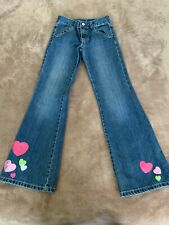 GYMBOREE Jeans 8-10 Y Slim size & **20% OFF if you buy 4 items I sell!**
