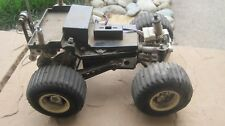Vintage Tamiya RCC Wild Willy M38 Willys Jeep RC Car FOR PARTS ONLY AS IS