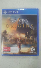 Assassin's Creed Origins Sony PS4 Game New & Sealed