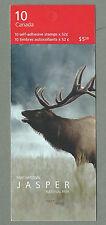 CANADA 2007 Booklet - JASPER National Park - 10 x 52c - Complete MNH
