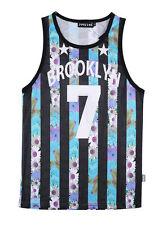 Brooklyn No.7 Flower Vest [fresh dope festival summer hipster basketball]