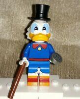 Genuine LEGO Disney Series 2 Scrooge McDuck Minifigure 71024