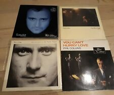 Lot 4 maxis PHIL COLLINS in the air tonight one more night sussudio you can't hu