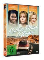 MILCH & ZUCKER (DVD) KAFFEE - GOLDBERG,WHOOPI/BARRYMORE,DREW   DVD NEU