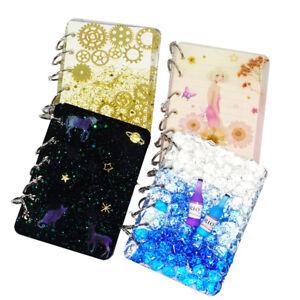 Silicone Notebook Cover Mold DIY Silicone Resin Mold A5/A6/A7 Mold For Gift