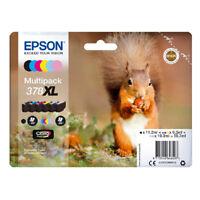 Epson 378XL - T3798 Multi Pack Original Ink Cartridges (Set of 6) B,C,M,Y,LC,LM