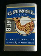 Zippo Camel #Z539 Camel Keg-40 2000 RJR Shop Only RARE 200 Made