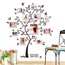 Wandtattoo Baum Schmetterlinge Fotobaum Wandaufkleber AY6031
