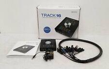 Motu Track16 Desktop Studio FireWire/ Usb 2.0 Interface Iob