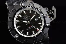 Invicta 50mm Subaqua Noma III Black Collectors Edition GMT Swiss Mvmt Watch
