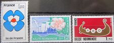 France  1978 Regions of France Set. MNH.