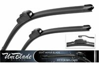 """For BMW - 3 Series Coupe E46 1999-2006 Front Wiper Blades UniBlade (23"""" 20"""")"""
